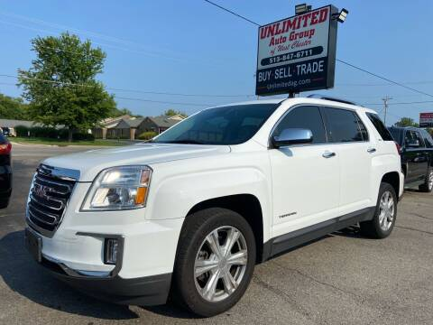 2017 GMC Terrain for sale at Unlimited Auto Group in West Chester OH