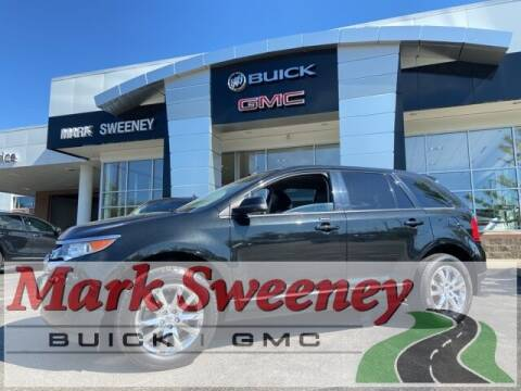 2013 Ford Edge for sale at Mark Sweeney Buick GMC in Cincinnati OH