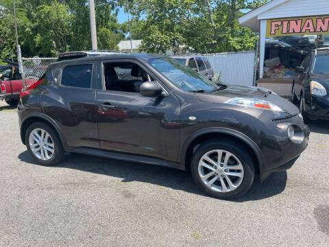 2012 Nissan JUKE for sale at Affordable Auto Detailing & Sales in Neptune NJ