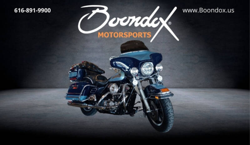 1996 Harley-Davidson® FLHTC - Electra Glide® Cl for sale at Boondox Motorsports in Caledonia MI