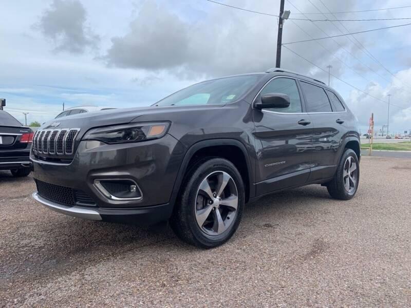2019 Jeep Cherokee for sale at Primetime Auto in Corpus Christi TX