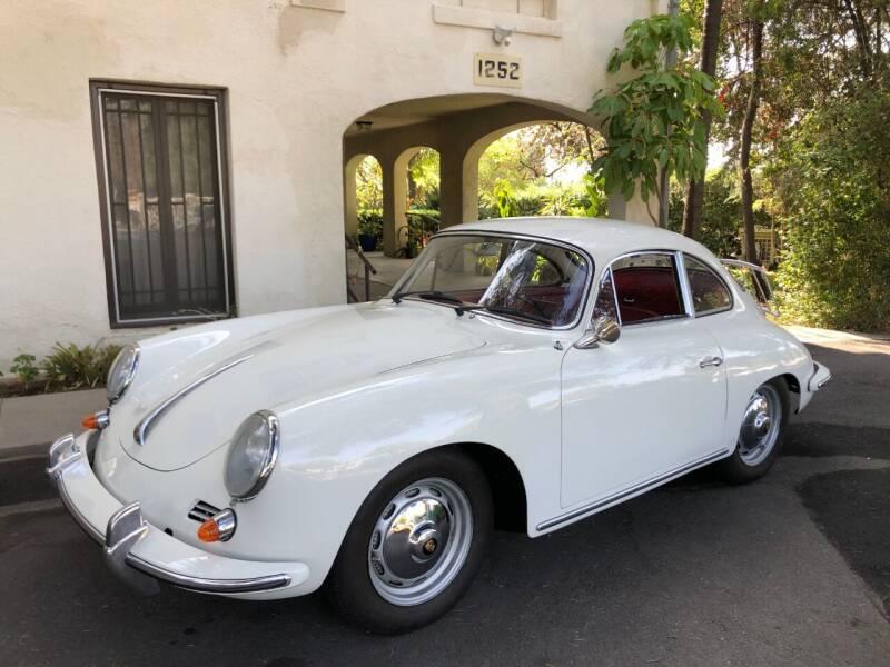 1962 Porsche 356 Speedster for sale in La Habra, CA