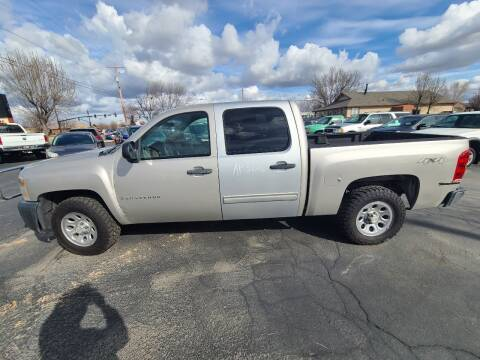 2009 Chevrolet Silverado 1500 for sale at Silverline Auto Boise in Meridian ID