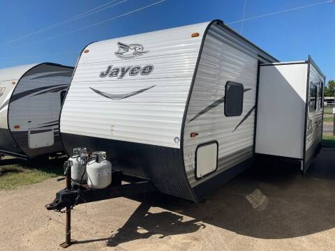 2016 Jayco Jay Flight 29BHS for sale at Buy Here Pay Here RV in Burleson TX