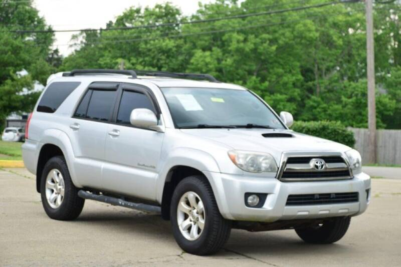 2006 Toyota 4Runner for sale at Digital Auto in Lexington KY