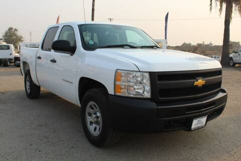 2012 Chevrolet Silverado 1500 for sale at Kingsburg Truck Center in Kingsburg CA