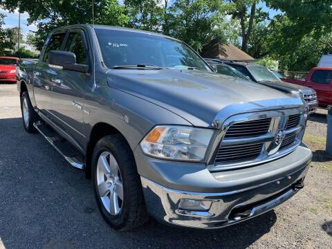 2010 Dodge Ram Pickup 1500 for sale at Charles and Son Auto Sales in Totowa NJ