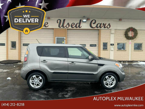 2011 Kia Soul for sale at Autoplex 3 in Milwaukee WI