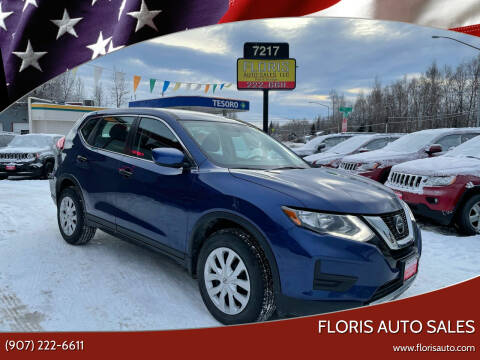2018 Nissan Rogue for sale at FLORIS AUTO SALES in Anchorage AK