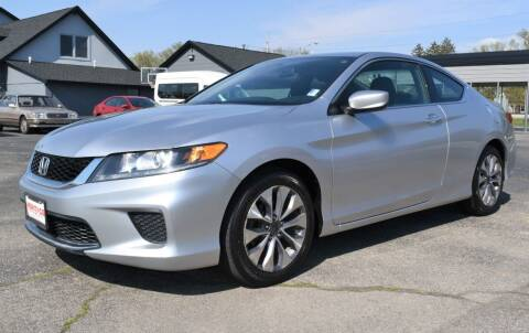 2014 Honda Accord for sale at Heritage Automotive Sales in Columbus in Columbus IN
