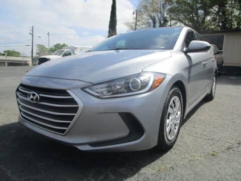 2017 Hyundai Elantra for sale at Lewis Page Auto Brokers in Gainesville GA