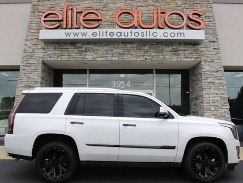 2019 Cadillac Escalade for sale at Elite Autos LLC in Jonesboro AR