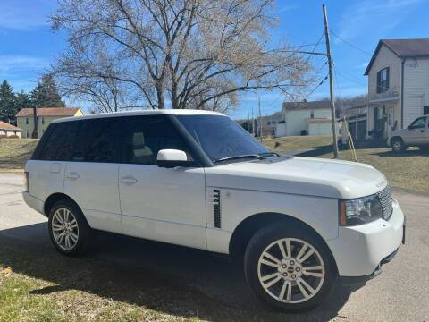 2012 Land Rover Range Rover for sale at Trocci's Auto Sales in West Pittsburg PA