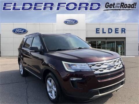 2019 Ford Explorer for sale at Mr Intellectual Cars in Troy MI