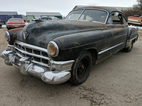 1949 Cadillac Series 61 for sale at UNIQUE SPECIALTY & CLASSICS in Mankato MN