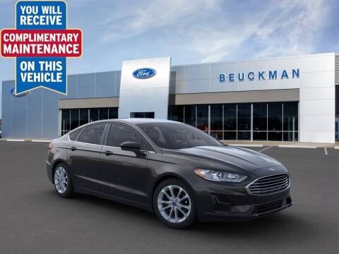 2020 Ford Fusion Hybrid for sale at Ford Trucks in Ellisville MO