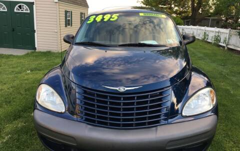 2001 Chrysler PT Cruiser for sale at BIRD'S AUTOMOTIVE & CUSTOMS in Ephrata PA