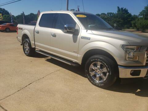 2017 Ford F-150 for sale at Crossroads Outdoor in Corinth MS