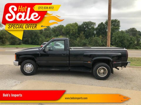 1989 GMC Sierra 3500 for sale at Bob's Imports in Clinton IL