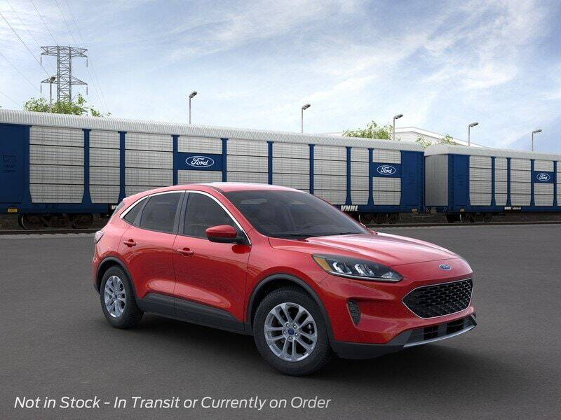 2021 Ford Escape for sale in Jamestown, NY