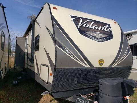 2019 Keystone Volante 30EK for sale at Ultimate RV in White Settlement TX