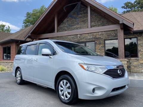 2011 Nissan Quest for sale at Auto Solutions in Maryville TN