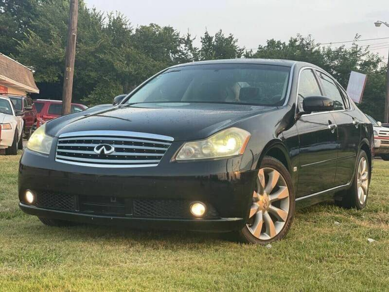2007 Infiniti M35 for sale at Texas Select Autos LLC in Mckinney TX