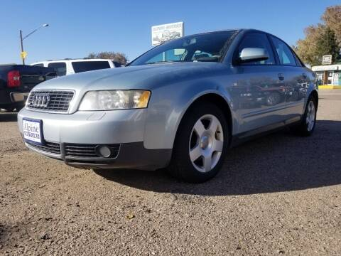 2002 Audi A4 for sale at Alpine Motors LLC in Laramie WY