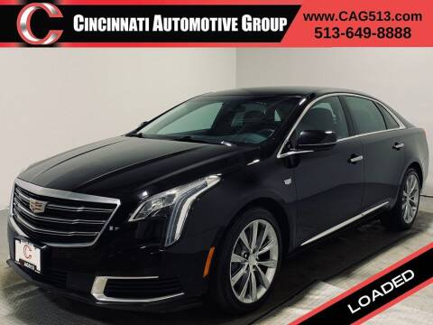 2018 Cadillac XTS Pro for sale at Cincinnati Automotive Group in Lebanon OH