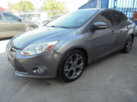 2013 Ford Focus for sale at Automax Wholesale Group LLC in Tampa FL