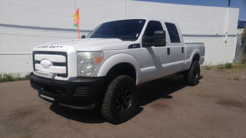 2011 Ford F-250 Super Duty for sale at Advantage Motorsports Plus in Phoenix AZ