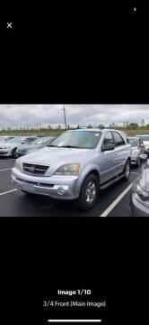 2007 Kia Sorento for sale at Ebert Auto Sales in Valdosta GA