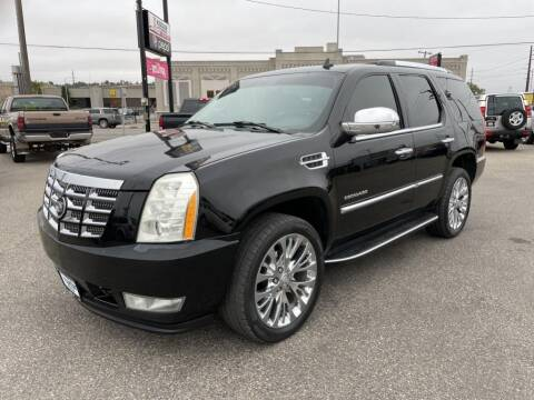 2007 Cadillac Escalade for sale at Kessler Auto Brokers in Billings MT