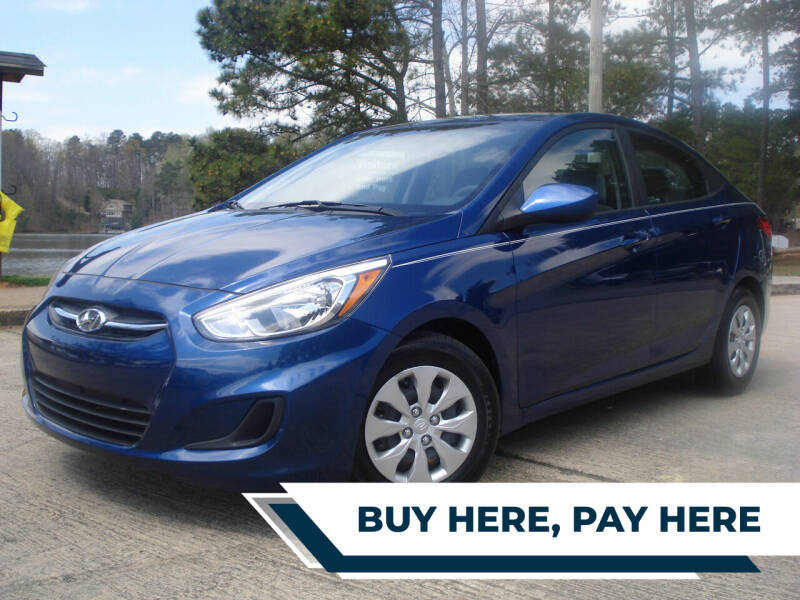 2016 Hyundai Accent for sale at Car Store Of Gainesville in Oakwood GA