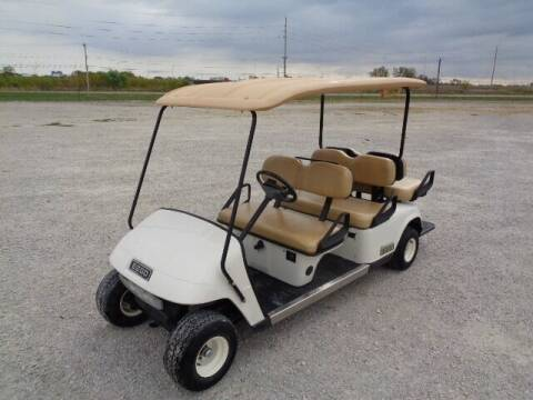 2006 E-Z-GO TXT 6 Passenger Gas Golf Cart for sale at SLD Enterprises LLC in Sauget IL