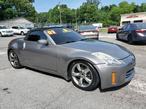 2007 Nissan 350Z for sale at Import Plus Auto Sales in Norcross GA