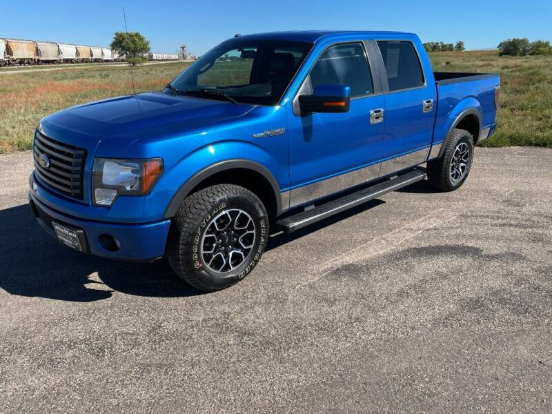 2012 Ford F-150 for sale at BISMAN AUTOWORX INC in Bismarck ND