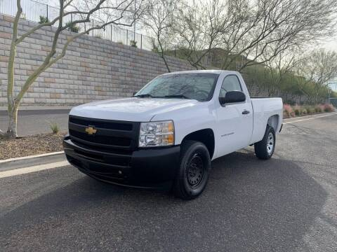 2012 Chevrolet Silverado 1500 for sale at AUTO HOUSE TEMPE in Tempe AZ