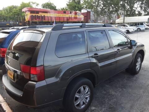 2010 Mitsubishi Endeavor for sale at Easy Credit Auto Sales in Cocoa FL