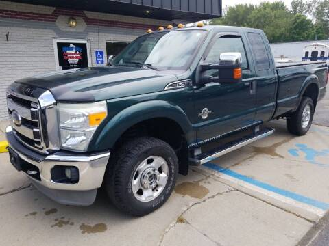 2011 Ford F-350 Super Duty for sale at Motor City Automotive of Michigan in Flat Rock MI