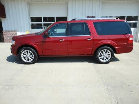 2015 Ford Expedition EL for sale at Quality Motors Inc in Vermillion SD