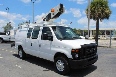 2011 Ford E-Series Cargo for sale at Truck and Van Outlet in Miami FL