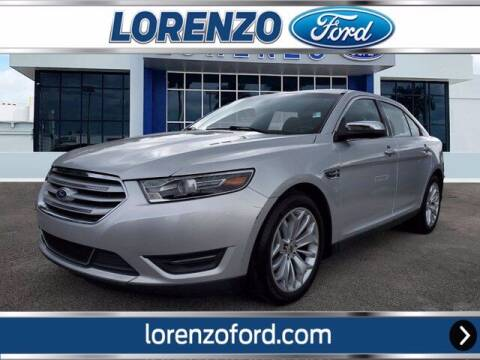 2016 Ford Taurus for sale at Lorenzo Ford in Homestead FL
