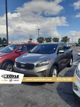 2019 Kia Sorento for sale at COYLE GM - COYLE NISSAN - New Inventory in Clarksville IN