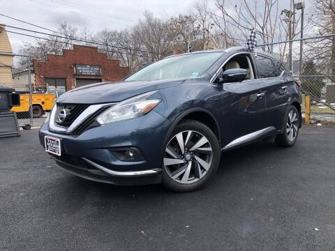 2015 Nissan Murano for sale at Elis Motors in Irvington NJ