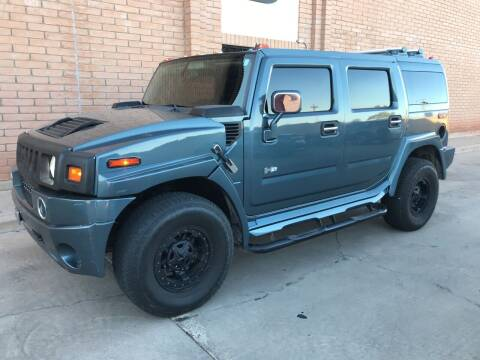2005 HUMMER H2 for sale at Freedom  Automotive in Sierra Vista AZ