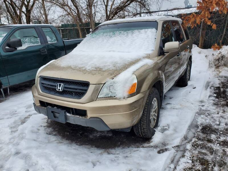 2005 Honda Pilot for sale at ASAP AUTO SALES in Muskegon MI