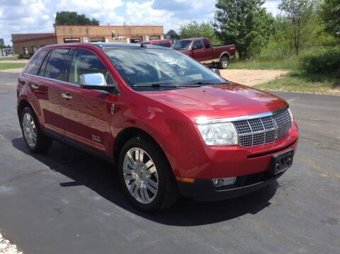2008 Lincoln MKX for sale at Bruns & Sons Auto in Plover WI