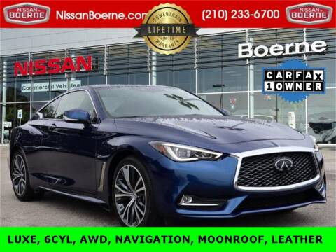 2019 Infiniti Q60 for sale at Nissan of Boerne in Boerne TX