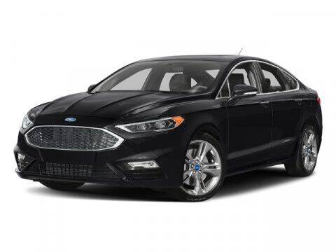 2017 Ford Fusion for sale at Wally Armour Chrysler Dodge Jeep Ram in Alliance OH